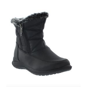 Sporto Krysta Faux Fur Trimmed Snow Winter Boot 7